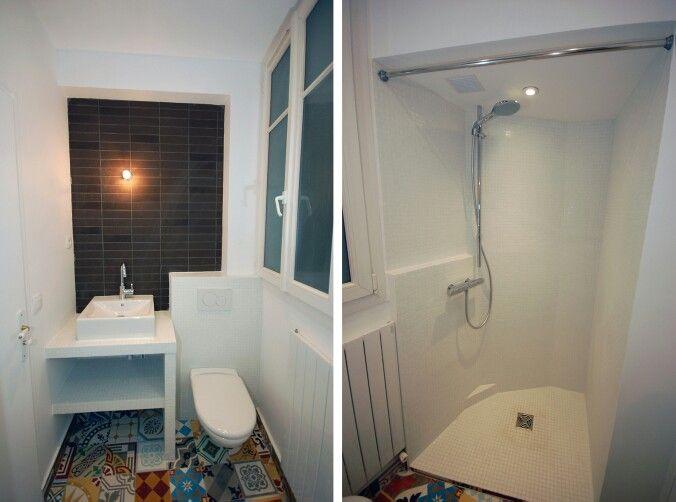 52 best Déco coin salle de bain images on Pinterest | Room ...