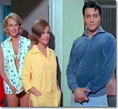 Girl Happy (1965)  A rock singer is hired to chaperone a gangster's daughter in Fort Lauderdale.  Dir: Boris Sagal Cast: Elvis Presley , Shelley Fabares , Harold J. Stone .