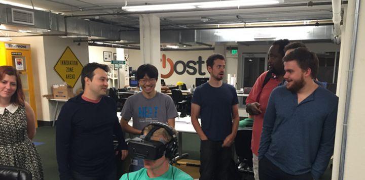 Bilgisayar mühendisi 2 girişimci, işletmeler için geliştirdikleri sanal satış personeli çözümüyle Silikon Vadisi'nin önde gelen şirketi BoostVC'de hızlandırma programına kabul edildi.    Yazılım konusundaki ısrarlı çabaları, bilgisayar mühendisi 2 genciSilikon Vadisi'ne...   http://havari.co/gelistirdikleri-yazilimla-silikon-vadisine-girdiler/