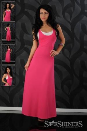 Rochii lungi casual din colectia haine Mexton online mai 2012 | Catalog Haine Dama 2012