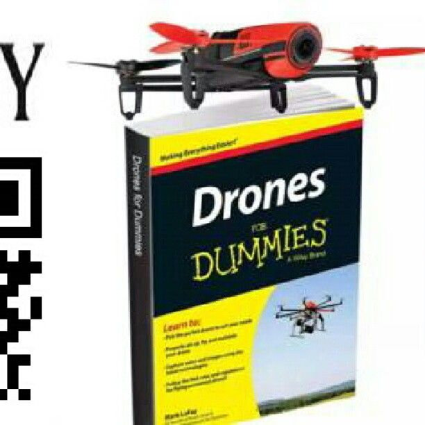 """Free eBook: """"Drones for Dummies (FREE eBook Valued at $16.99) Plus a Chance to Win a Parrot Bebop Drone!"""" Receive Your Complimentary eBook NOW! """"Drones for Dummies (FREE eBook Valued at $16.99) Plus a Chance to Win a Parrot Bebop Drone!"""" Download Drones for Dummies and you'll be entered to win a Parrot Bebop Drone valued at $499.99.  Ready to soar into the world of unmanned aircraft? Drones For Dummies introduces you to the fascinating world of UAVs. Written in plain English and brimming…"""