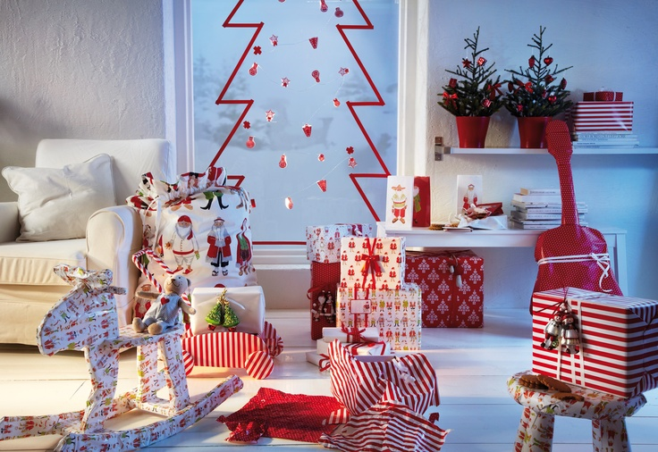 ¡Decora tu sala de Navidad!