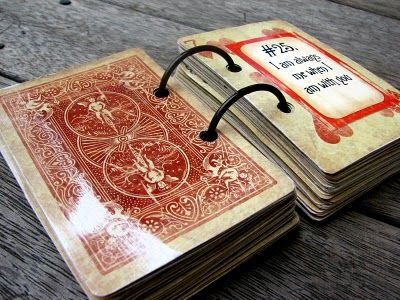 ValentinesCrafts Ideas, Art Crafts, Gift Ideas, Cute Ideas, Valentine Gift, Guest Book, Altered Book, Plays Cards, 52 Reasons