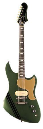 Bilt Guitars - El hombre