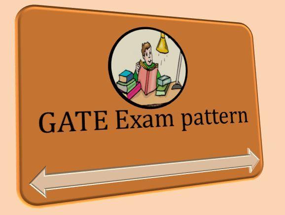 #GATE2016ExamPattern - http://www.getentrance.com/gate-exam-pattern.html