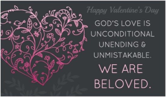 YOU are God's Valentine!