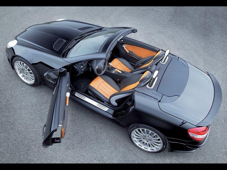 Mercedes SLK 350.
