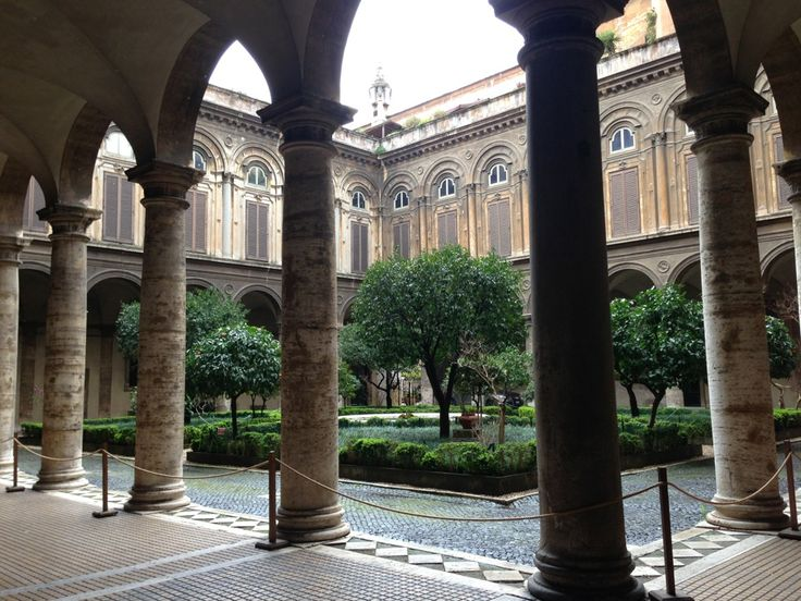 Palazzo Doria Pamphili in Roma, Lazio