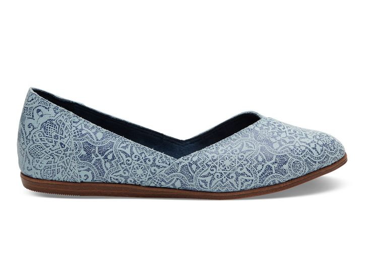 Featuring printed suede, this Jutti is a pointed-toe flat that's so comfortable you'll wear it from work to weekend.