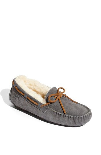 want these in this color! UGG® Australia 'Dakota' Slipper (Women) | Nordstrom