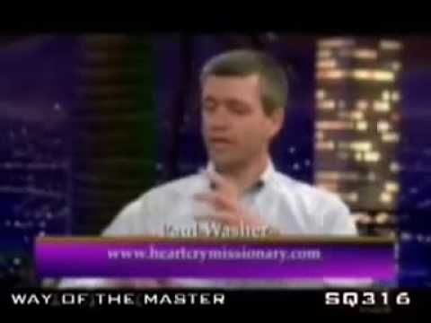 Kirk Cameron Interviews Paul Washer - YouTube~AMEN AMEN and AMEN!! PREACH IT BROTHER!!!