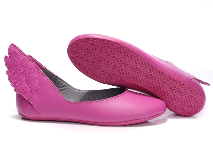 jeremy scott winged ballerinas for adidas