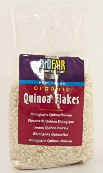 Quinoa-hiutale (kvinoa-hiutale)