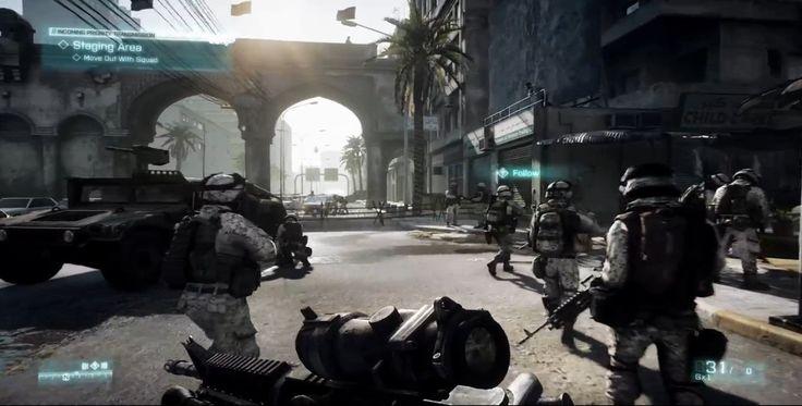 Battlefield rent game server
