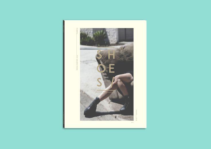 Shoes Fresh Music Magazine n°1
