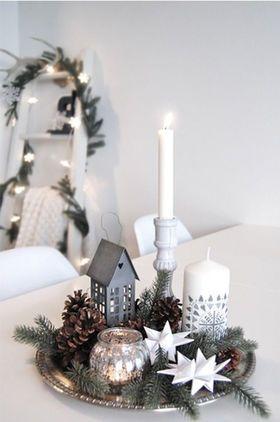 2015冬♡真似したくなるクリスマスの素敵なインテリア - NAVER まとめ