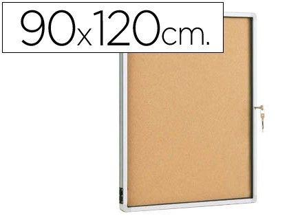 Vitrina para anuncios de corcho 120 x 90 cm. ¡Al mejor precio!