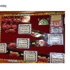 Set for Retelling Road Bulletin Board - focus on Beginning, Middle and End. Great hit if you have lots of boys in your classroom!! ...