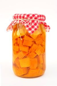 Pumpkin or squash - canning recipe - requires pressure canner- low acid!