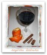 Χριστουγεννιάτικο Κόκκινο ζεστό κρασί