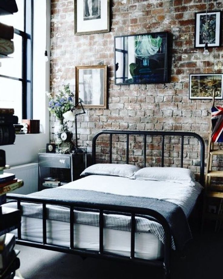 Best 25 Industrial Apartment Ideas That You Will Like On: Best 25+ Industrial Bedroom Design Ideas On Pinterest
