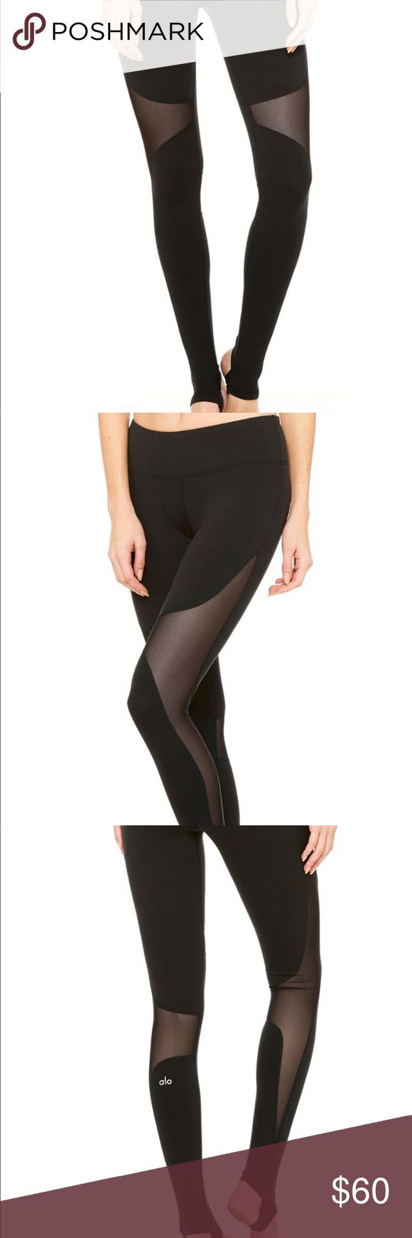 Alo yoga coast leggings Only worn a couple times in perfect condition!! ALO Yoga Pants Leggings