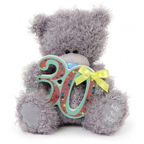 Tatty Teddy Bear Me To You 30th Birthday Bear Available @ Li'l Treasures $23. (International Shipping available)