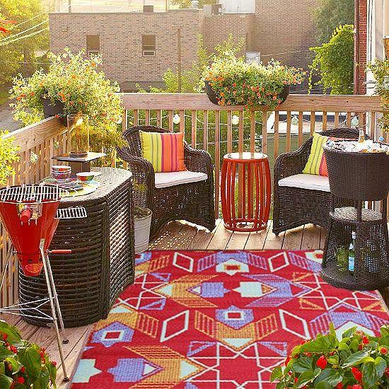 #red #multicoloured #plastic #rugs #interiordesign #bedroom #bathroom #outside #inside #home