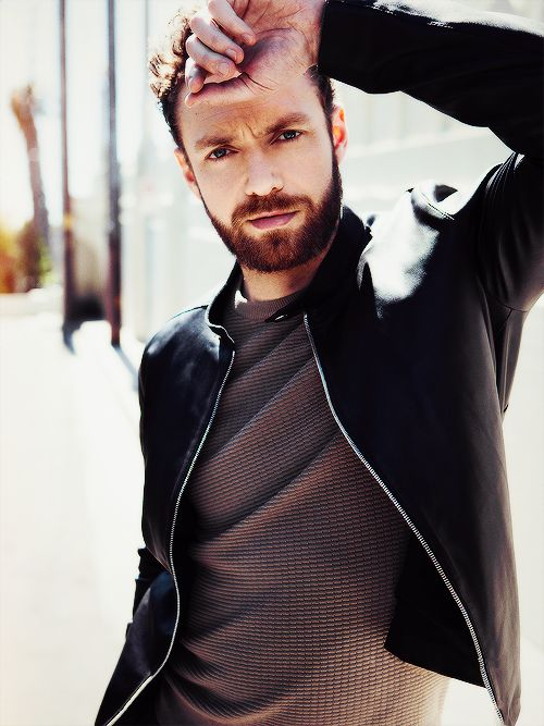 Ross Marquand for Bello Magazine cover shoot 2016 [4]