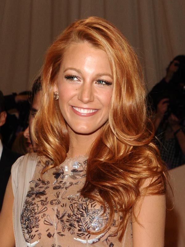 Strawberry blonde blake lively and strawberries on pinterest
