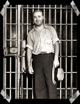 "George ""Machine Gun"" Kelly is probably considered one of the most famous   ""gangsters"" from the prohibition era. ""Machine Gun"" was born George Kelly   Barnes on July 18, 1895, to a wealthy family living in Memphis, Tennessee. His   nickname came from his favorite weapon, a Thompson submachine gun. Kelly's   most famous crime was the kidnapping of oil tycoon & businessman Charles   Urschel in July 1933 for which he, and his gang, earned 200,000 dollars ransom."