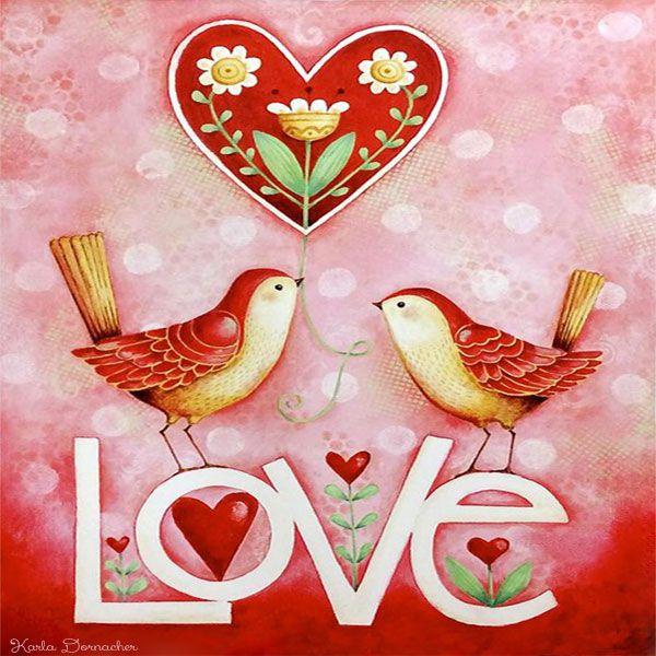 Love *Karla Dornacher*