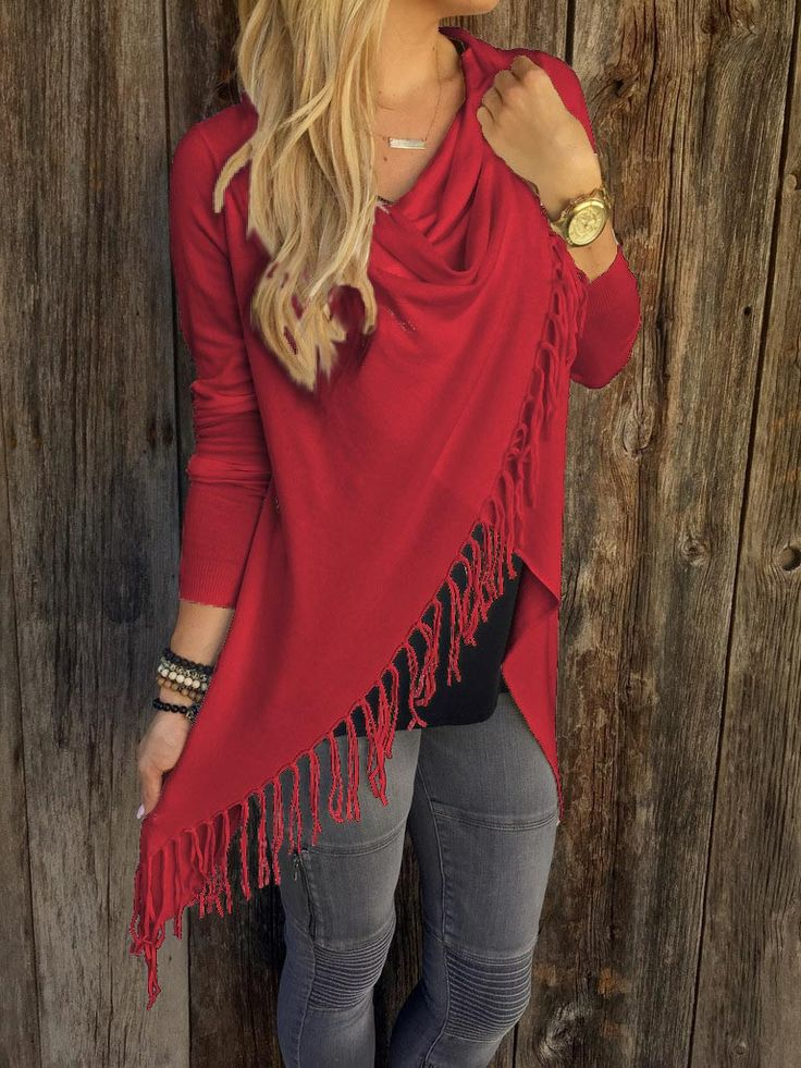 As Your Way Tassel Tops.... Love this ..so cute