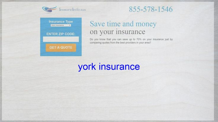 York Insurance Life Insurance Quotes Travel Insurance Quotes