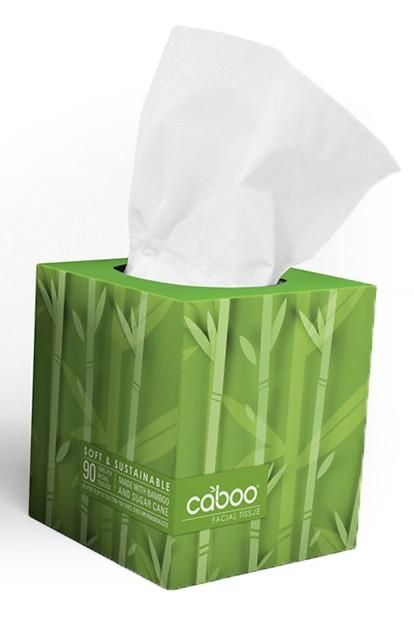 Caboo - Facial Tissue, 1 pack - Goodness Me! - 2