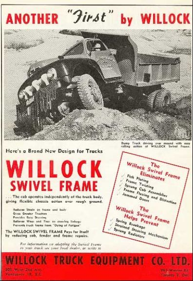 Ever heard of a Swivel Frame Dodge Truck? - The BangShift.com Forums