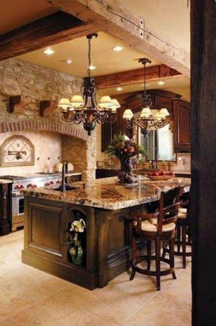 21 Amazing Italian Rustic Kitchen Decorating Ideas Kitchen
