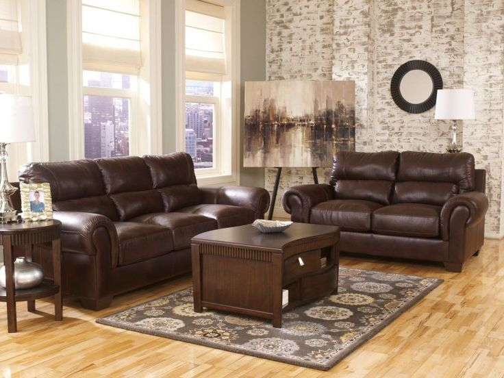 Living Room Modern Living Room Decoration Ideas With Black Top Grain Faux  Leather Sectional Sofa Set Part 78