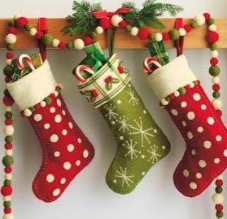Botas de navidad para tu chimenea 4                                                                                                                                                                                 Más