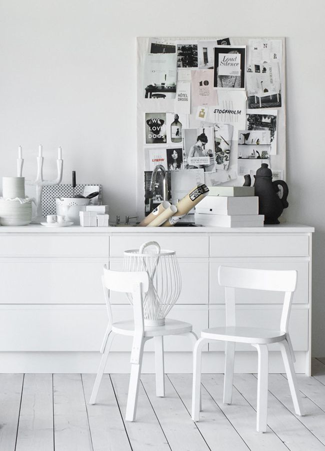 STIL INSPIRATION: A stylist´s kitchen