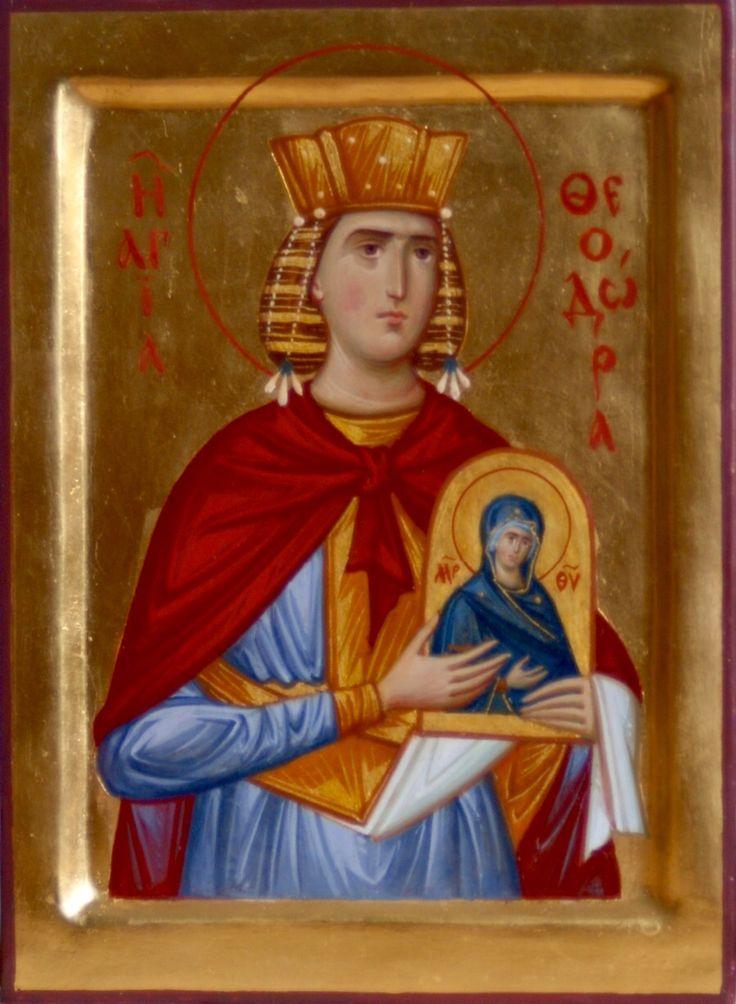St. Theodora