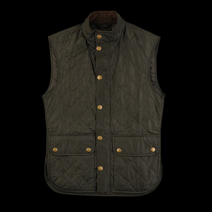 Barbour Olive Green Quilted Vest. Men's Fall Winter Fashion ... : barbour mens quilted vest - Adamdwight.com