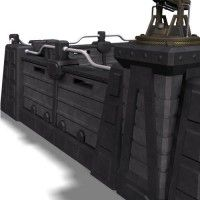 Sci-fi Barriers and Walls