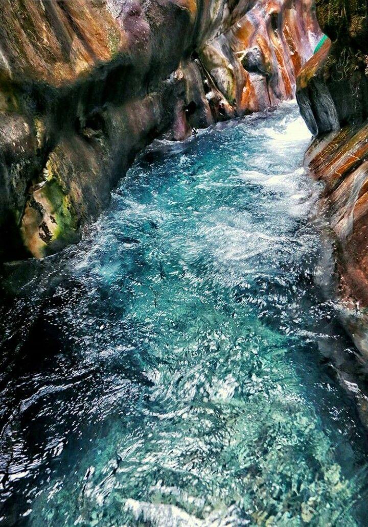 Moola Chotok Waterfalls Pakistan Photography Inspiration