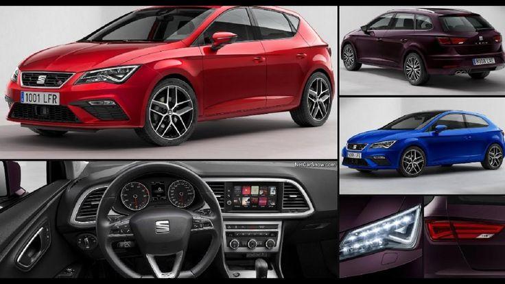 The New 2017 SEAT Leon - Amazing Interior& Exterior!!!