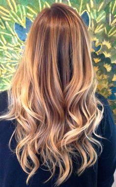 cinnamon swirl hair la nouvelle coloration cheveux quon veut confidentielles - Dcoloration Cheveux Colors
