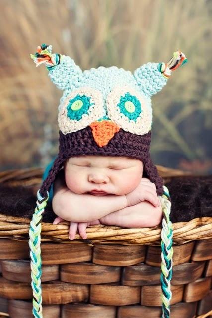 Sweet little OwlPhotos Ideas, Precious Babes, Baby Jones, Headgear Design, Photos Baby, Families Photos, Babá Dolgok, Jones Someday, Baby Photos