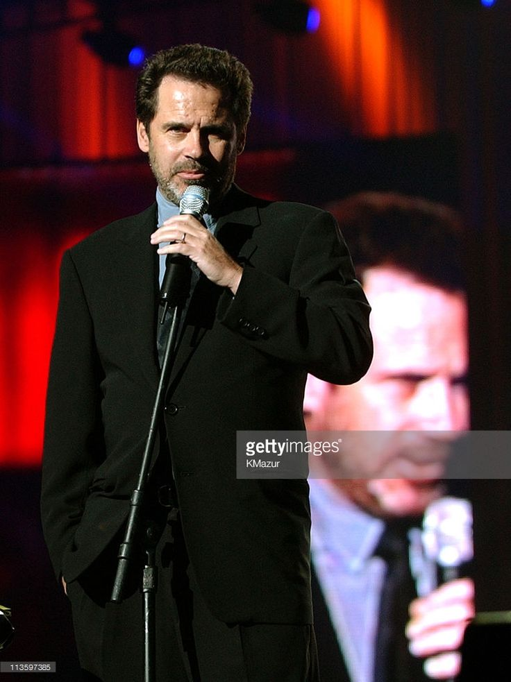 Dennis Miller during Andre Agassi's 6th Grand Slam for Children Fundraiser - Show at MGM Grand Hotel in Las Vegas, Nevada.
