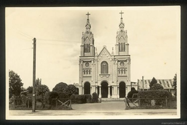 Antigua Iglesia San Francisco Osorno