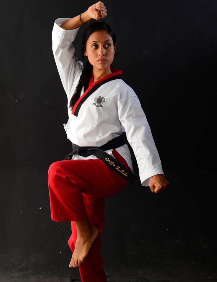 With Karate I Kick Your Ass 14